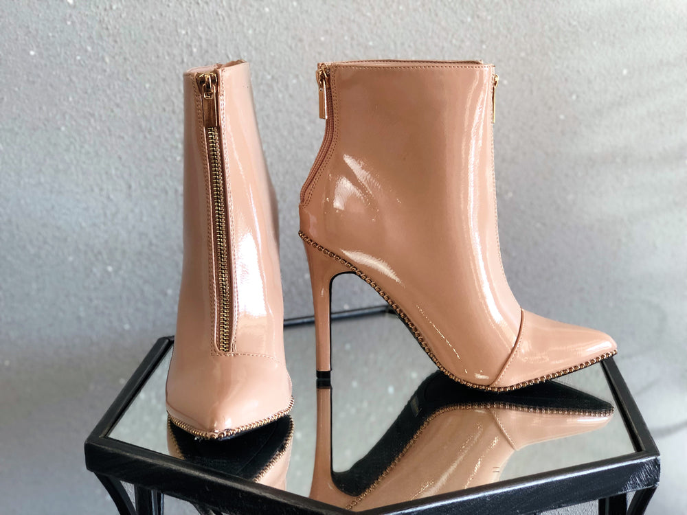 Kimmie Booties - FINAL SALE