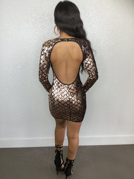 Sparkles Party Dress - FINAL SALE