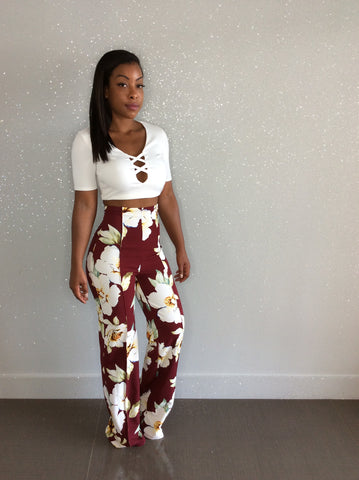 Wild Orchid Pants