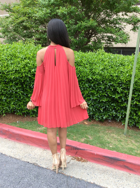 Pleats And More Tunic Dress