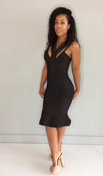 Levels Bandage Dress
