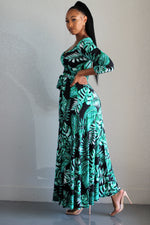 Palm Trees & Night Breeze Maxi