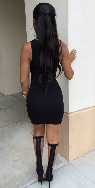 No Holes Bar Dress