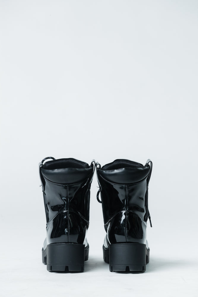 Not Your Average Combat Boots