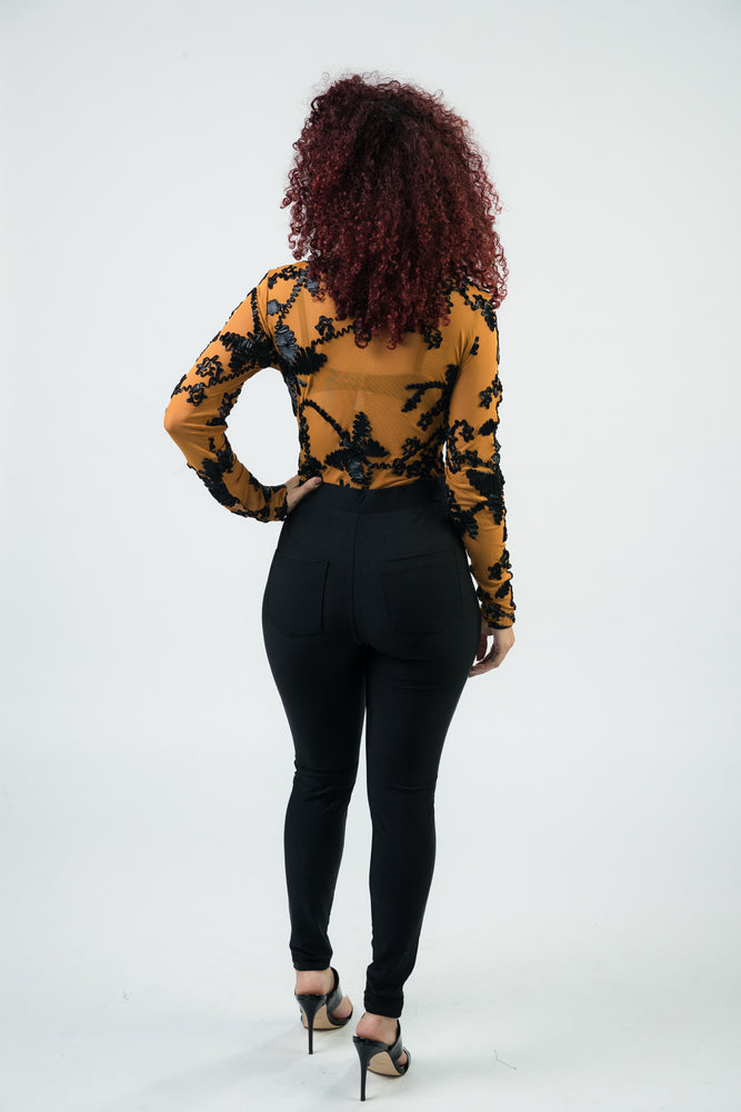 Vine City Bodysuit