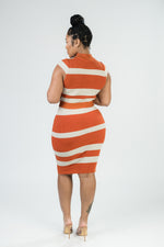 Three Stripes Dress