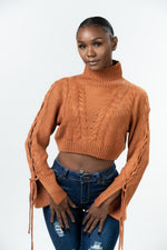 Ryanne Rust Sweater