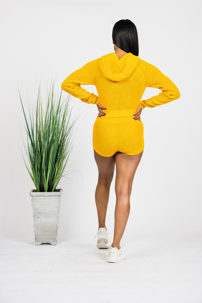 Canary Lane Romper