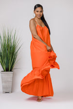 Sunset Maxi Dress