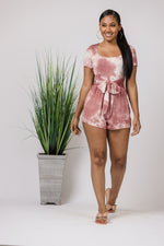 Sugarplum Romper