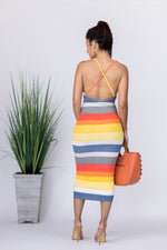 Daybreak Midi Dress