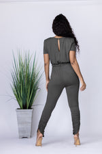 Sage Willow Jumpsuit