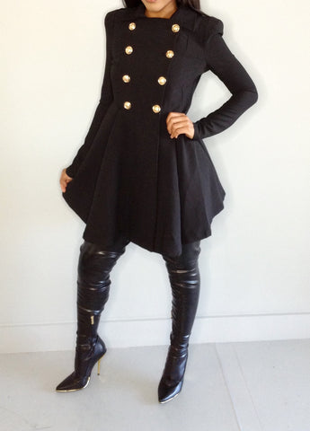 Melody Coat Dress