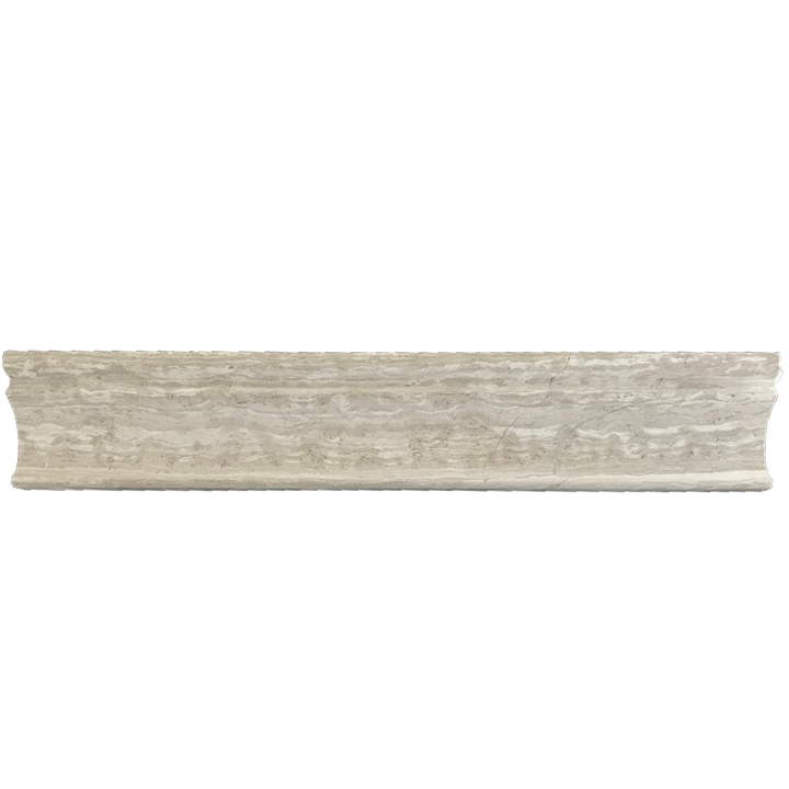 "Beachwood 2"" x 12"" Capital Molding Honed - Elon Tile"