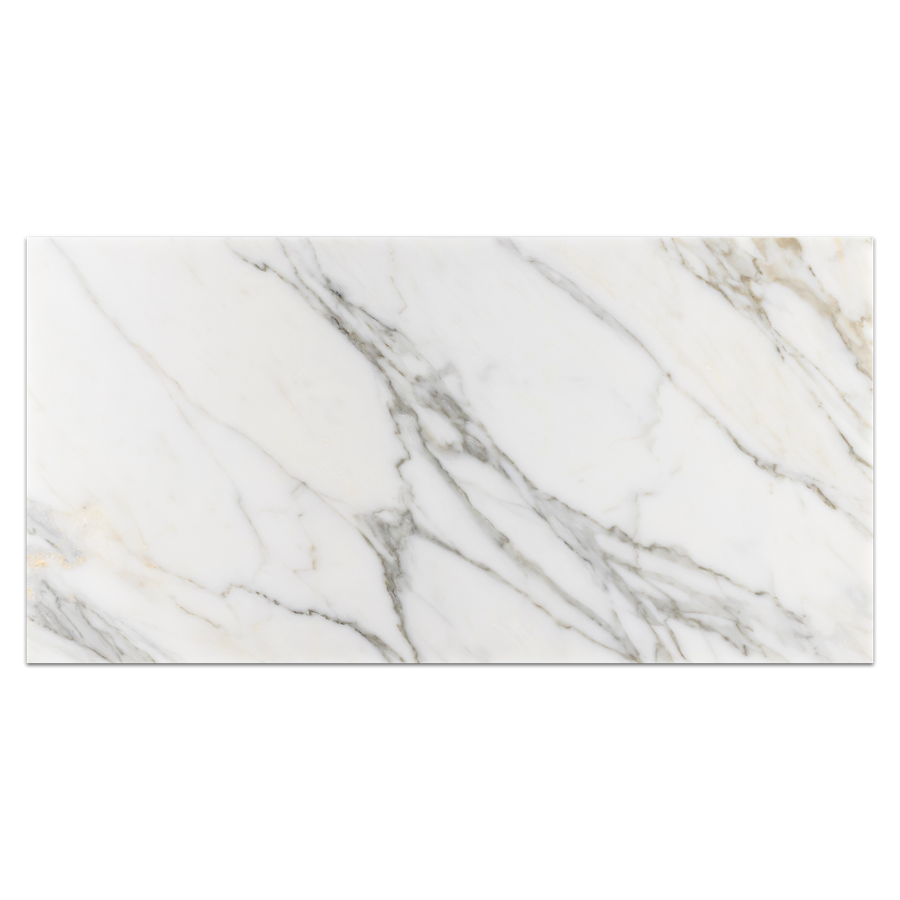 "Calacatta Gold 12"" x 24"" Polished"
