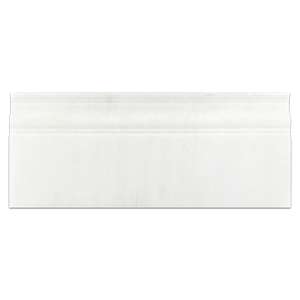 "Dolomite Base Molding 5"" x 12"" x 3/4"" Honed - Elon Tile"