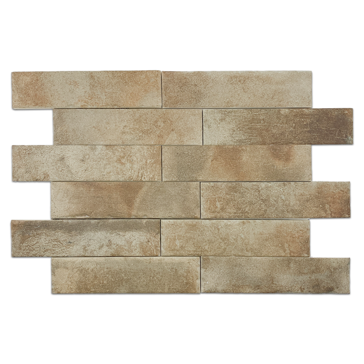 "West Boston Brick 2.5"" x 10"" - Elon Tile"