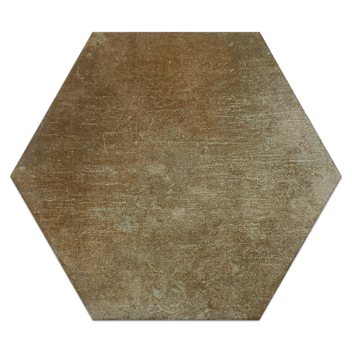 "**LIMITED STOCK** West Boston Hexagon 11.2"" x 12.7"" - Elon Tile"