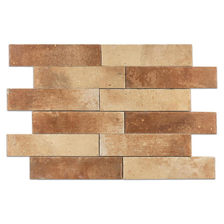 "North-East Boston Brick 2.5"" x 10"" - Elon Tile"