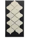 "C110 - 3"" Lantern White Thassos Polished - Elon Tile"