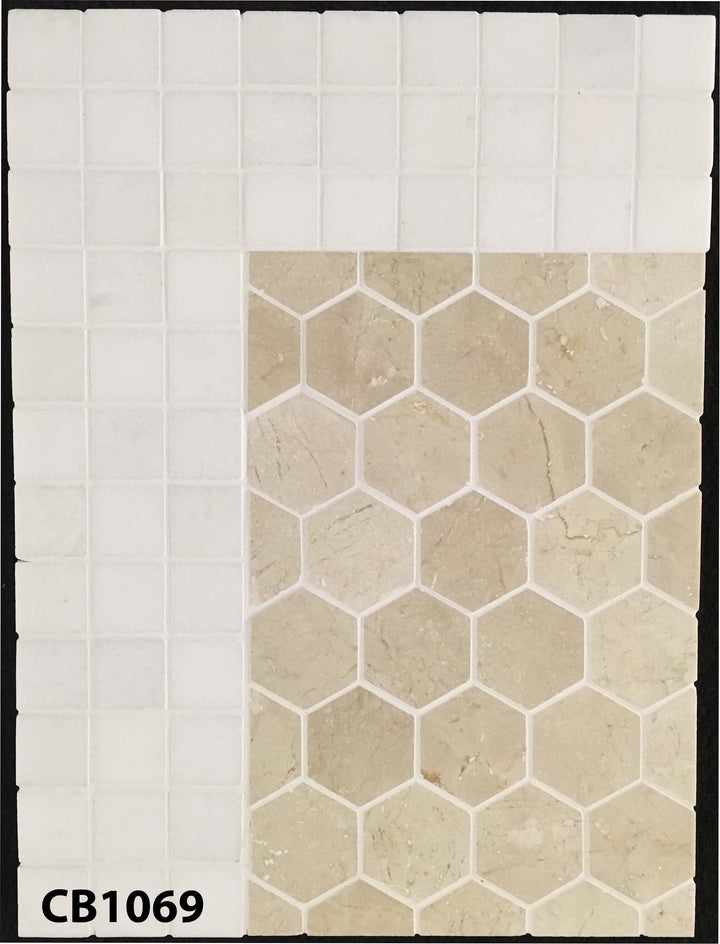 Concept Board Collection - CB1069 - Elon Tile