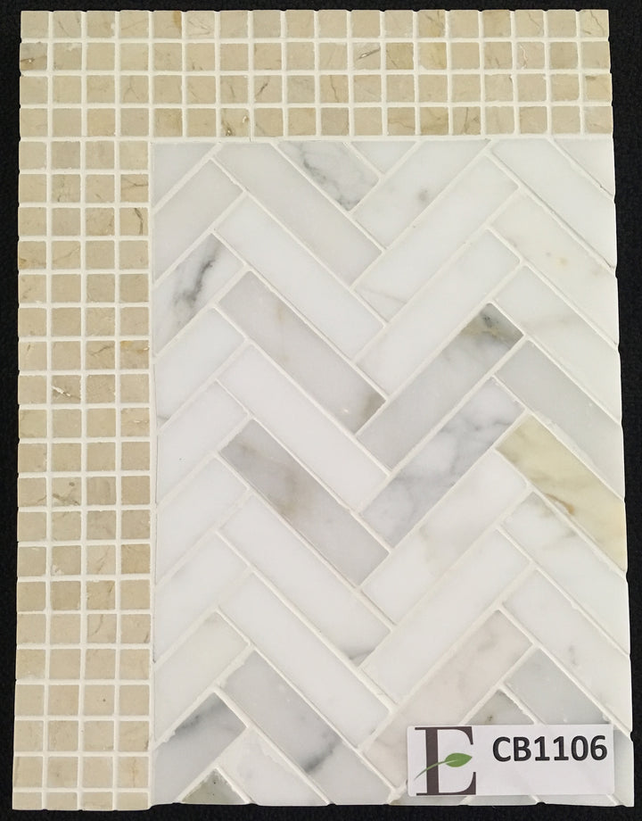 Concept Board Collection - CB1106 - Elon Tile