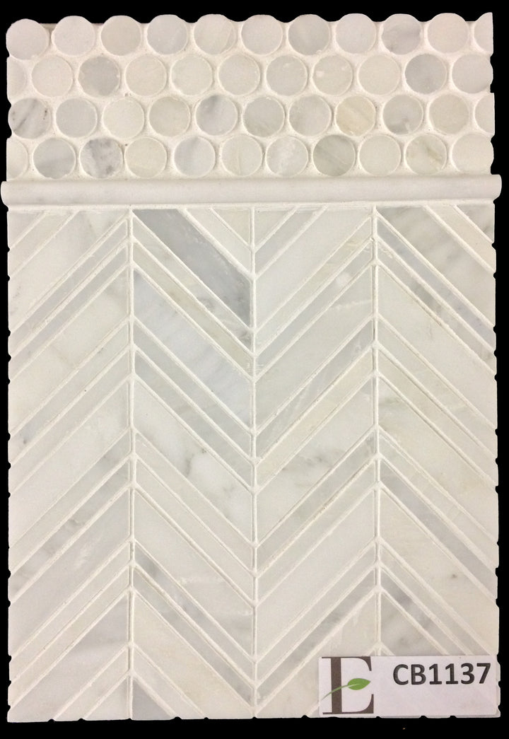 Concept Board Collection - CB1137 - Elon Tile