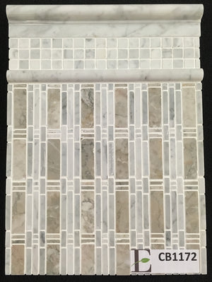 Concept Board Collection - CB1172 - Elon Tile