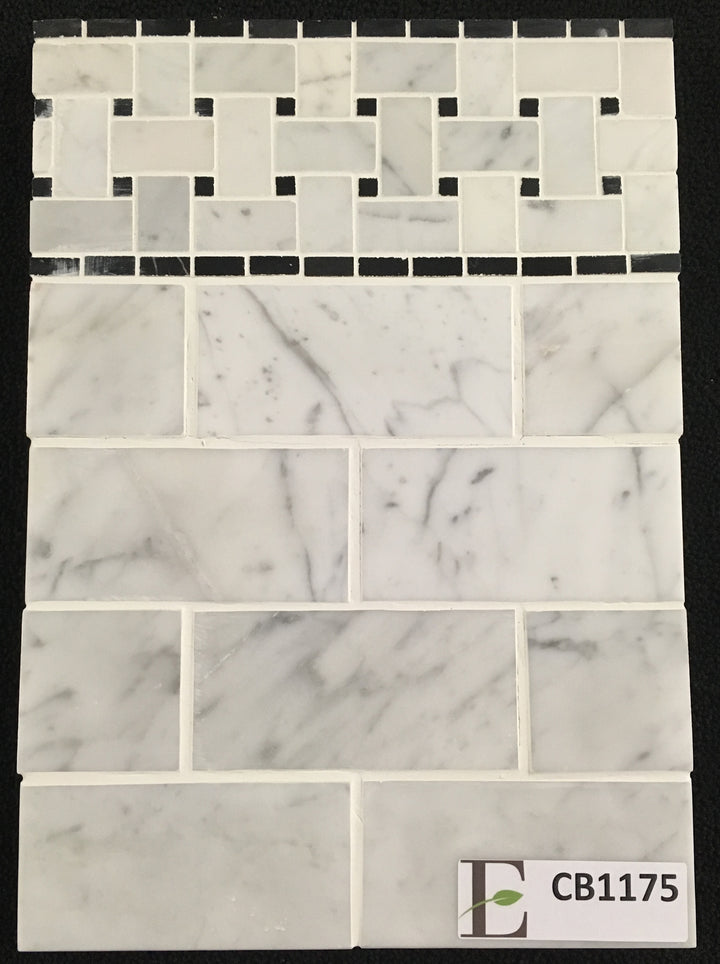 Concept Board Collection - CB1175 - Elon Tile