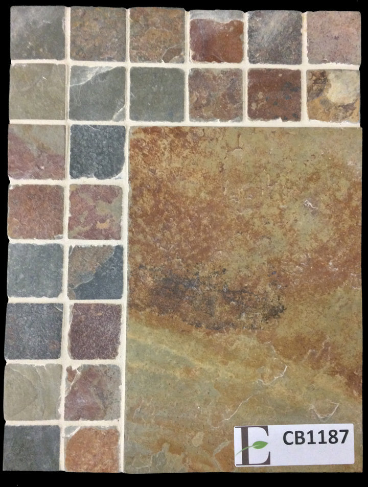 Concept Board Collection - CB1187 - Elon Tile