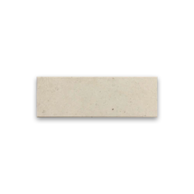"**LIMITED STOCK** Chateau De Sable European Limestone 4"" x 12"" Honed - Elon Tile"