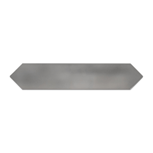 "Optics Grey 2.6"" x 13"" Picket Glossy - Elon Tile"