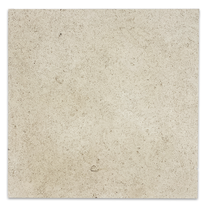 "**LIMITED STOCK** Chateau De Sable European Limestone 16"" x 16"" - Elon Tile"