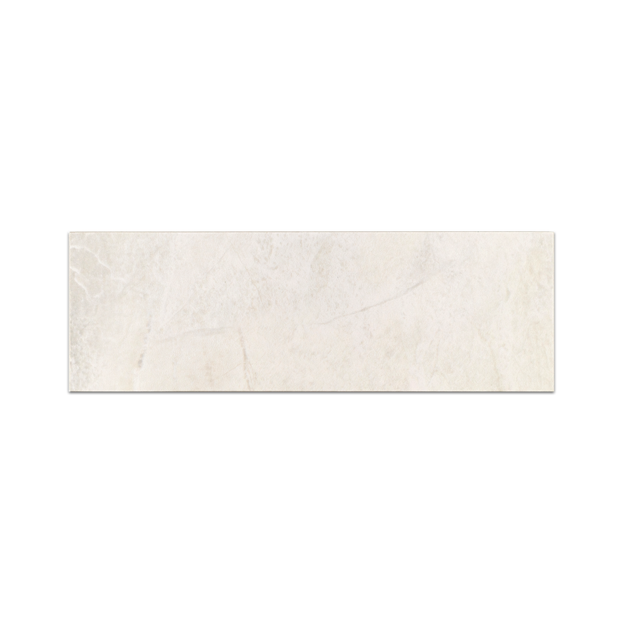 "Nuance White Shell 4"" x 12"" Semi Polished - Elon Tile"