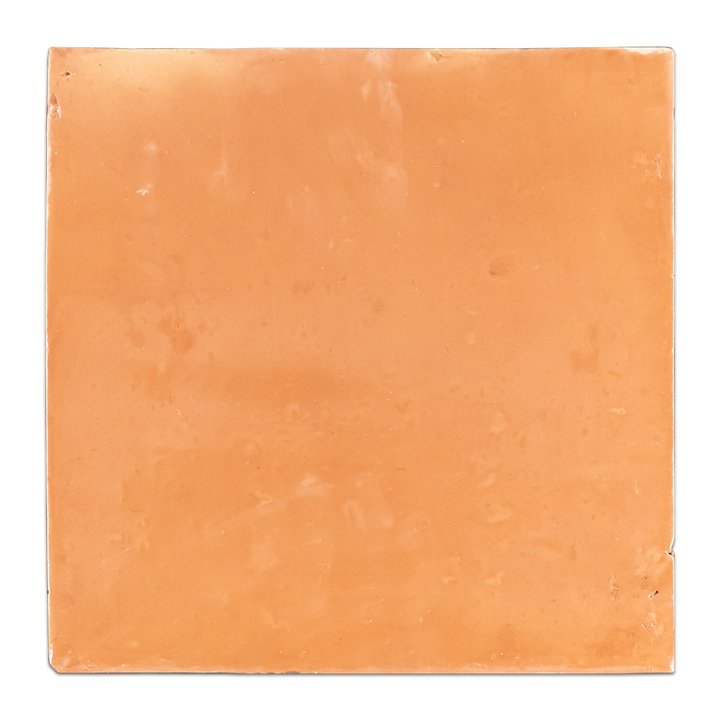 "Saltillo Terra Cotta 12""x12"" Clear Semi Gloss - Elon Tile"