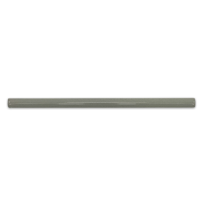 **LIMITED STOCK** Opal Gray Quarter Round Molding - Elon Tile