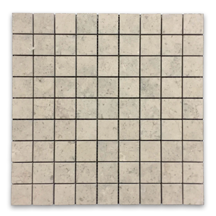 "**LIMITED STOCK** Ville Sur Mer 1 1/4"" x 1 1/4"" Mosaic Honed - Elon Tile"