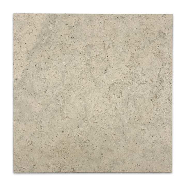"**LIMITED STOCK** Ville Sur Mer European Limestone 16"" x 16"" Honed - Elon Tile"