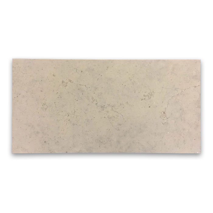"**LIMITED STOCK** Ville Sur Mer European Limestone 12"" x 24"" Honed - Elon Tile"