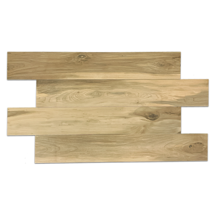 "**LIMITED STOCK** Rovere 8"" x 48"" Wood Porcelain - Elon Tile"