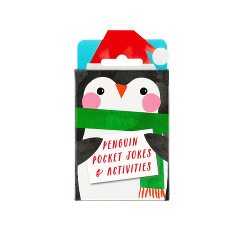 Penguin Trivia Cards