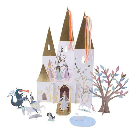 Magical Princess Castle Centerpiece