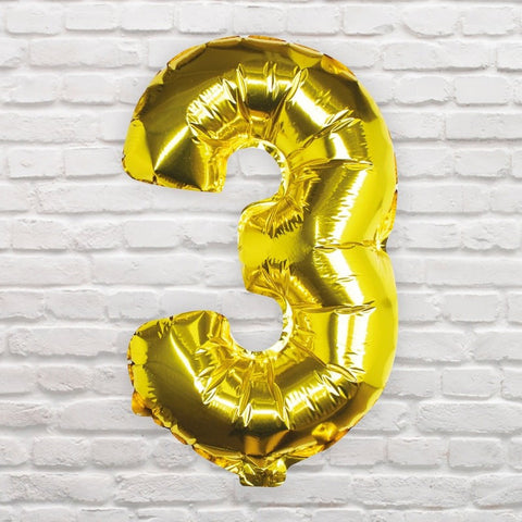 Number Balloons 3