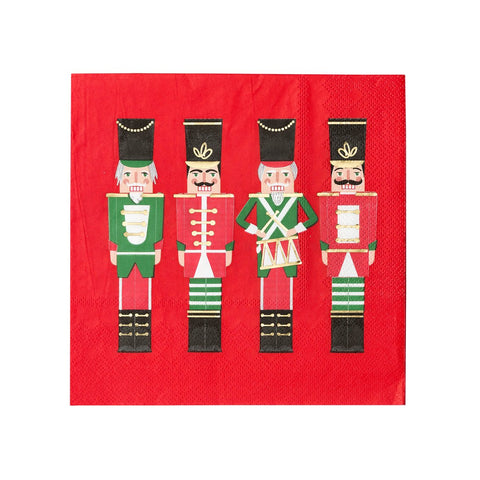 Nutcracker Napkins