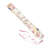 Bride To Be Sash - Blossom Girls