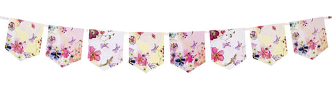 Floral Bunting - Blossom Girls