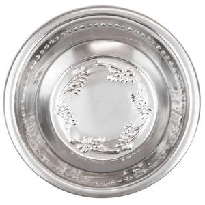 Stainless Steel Silver Bowl