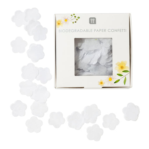 Biodegradable Flower Paper Confetti
