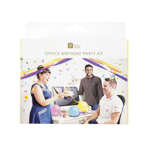 Office Birthday Party Kit