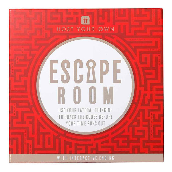 Host Your Own | Escape Room